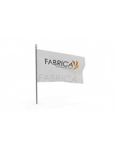 Bandera Tejido 80Gr Económica - 1