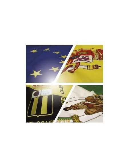 Bandera Bordada - 2