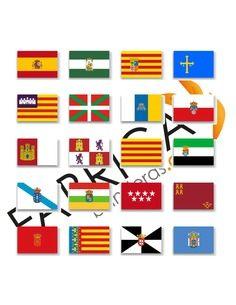Bandera Comunidad Autónoma - 1