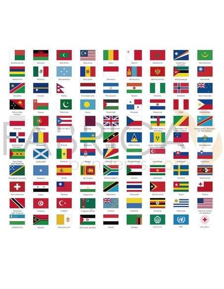 Bandera Internacional - 2