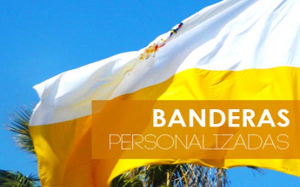 Bandera personalizada